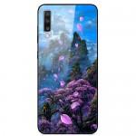 Pouzdro Galaxy A70 - Hory