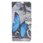 Pouzdro Xiaomi Redmi 7 - Motýl 03