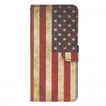 Pouzdro Xiaomi Redmi 7 - Vlajka USA