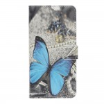 Pouzdro Galaxy A20e - Motýl 01