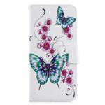 Pouzdro Galaxy A70 - Motýli 02