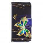 Pouzdro Galaxy A70 - Motýli 03