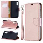 Pouzdro Galaxy A70 - růžové
