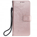 Pouzdro Xiaomi Mi A3 - Světle růžová mandala