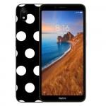 Obal Xiaomi Redmi 7A - Puntíky 01
