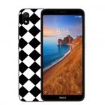 Obal Xiaomi Redmi 7A - Šachovnice