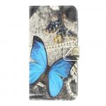 Pouzdro Galaxy M20 - Motýl 06