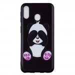 Pouzdro Galaxy M20 - Panda