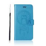 Pouzdro Huawei P Smart Z - modré - Lapač snů
