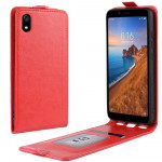 Flipové pouzdro Xiaomi Redmi 7A - červené