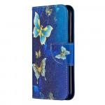 Pouzdro Nokia 4.2 - Motýli 02