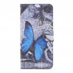 Pouzdro Nokia 3.2 - Motýl 02