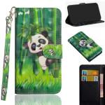 Pouzdro Xiaomi Redmi Note 8T - Panda  01 3D