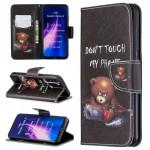 Pouzdro Xiaomi Redmi Note 8 - Don't touch my phone 02