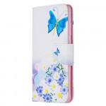 Pouzdro Xiaomi Redmi Note 8 Pro - Motýli 05