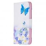 Pouzdro Xiaomi Redmi Note 8 - Motýli 02