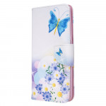 Pouzdro Xiaomi Redmi 8 - Motýli