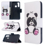 Pouzdro Xiaomi Redmi Note 8T - Panda 01