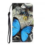 Pouzdro Xiaomi Redmi Note 8T - Motýli 04