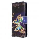 Pouzdro Xiaomi Redmi 8 - Motýli 03