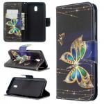Pouzdro Xiaomi Redmi 8A - Motýli 03
