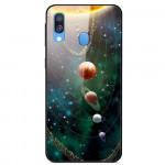 Pouzdro Galaxy A20e - Vesmír 02