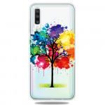 Pouzdro / Obal Galaxy A50 - Průhledné - Strom