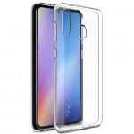 Pouzdro / Obal Galaxy A40 - Průhledné