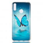 Pouzdro Huawei Y7 2019 - Motýl