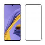 Ochranné celoplošné sklo - Galaxy A51