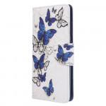 Pouzdro Galaxy A51 - Motýli 02