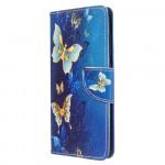 Pouzdro Galaxy A51 - Motýli 04