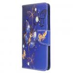 Pouzdro Galaxy A51 - Motýli 05