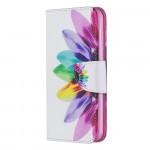 Pouzdro Nokia 4.2 - Květ 01