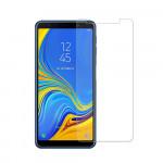 Ochranné tvrzené sklo - Galaxy A7 2018