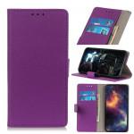 Pouzdro Huawei P40 Lite E - fialové