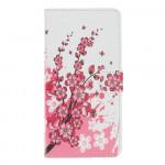 Pouzdro Honor 20 , Huawei Nova 5T - Květy 02
