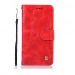 Pouzdro Honor 20, Huawei Nova 5T - Premium - červené