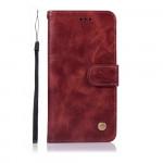 Pouzdro Honor 20, Huawei Nova 5T - Premium - vínové