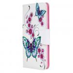 Pouzdro Galaxy A41 - Motýli