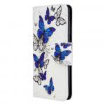 Pouzdro Galaxy A41 - Motýli 02