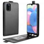 Flipové pouzdro Galaxy A41 - černé