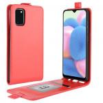 Flipové pouzdro Galaxy A41 - červené