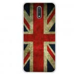 Obal Nokia 2.3 - Britská vlajka