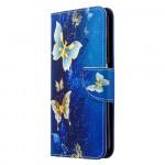 Pouzdro Huawei P40 Lite - Motýli 03