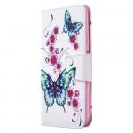 Pouzdro Huawei P40 Lite - Motýli 06