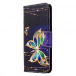 Pouzdro Huawei P40 Lite - Motýli 07