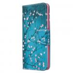 Pouzdro Huawei P40 Lite - Květy 03