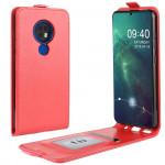 Flipové pouzdro Nokia 6.2 / 7.2 - červené