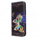 Pouzdro Nokia 6.2 / 7.2 - Motýli 03